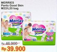 Promo Harga MERRIES Pants Good Skin M22, L20  - Indomaret