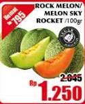 Promo Harga Melon Rock / Melon Sky Rocket  - Giant