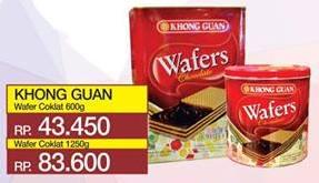 Promo Harga Khong Guan Wafers Biskuit Wafer Cracker Terbaru Minggu Ini Hemat Id