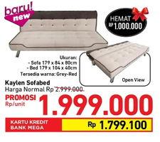 Promo Harga Sofa Bed Terbaru Minggu Ini Katalog Carrefour Hemat Id