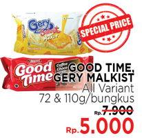 Promo Harga GOOD TIME Good Time/ Gery Malkist  - LotteMart