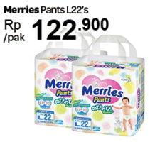 Promo Harga MERRIES Pants L22  - Carrefour