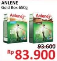 Promo Harga ANLENE Gold Susu High Calcium 650 gr - Alfamidi