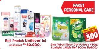 Promo Harga Unilever Terbaru Katalog Alfamart Hemat Id