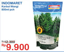 Promo Harga INDOMARET Karbol Wangi 800 ml - Indomaret
