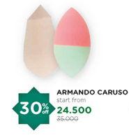 Promo Harga ARMANDO CARUSO Beauty Blender  - Watsons