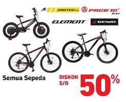 Promo Harga Olahraga Sepeda Terbaru Minggu Ini Katalog Carrefour Hemat Id