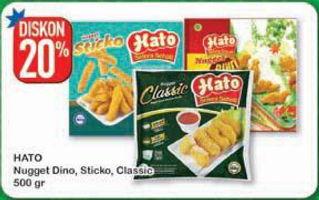 Promo Harga HATO Hato Classic / Dino/ Stiko  - Hypermart