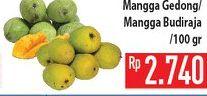 Promo Harga Mangga Gedong/ Budiraja  - Hypermart