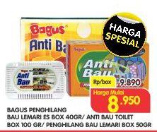 Promo Harga BAGUS Penghilang Bau Lemari Es, Toilet, Lemari  - Superindo