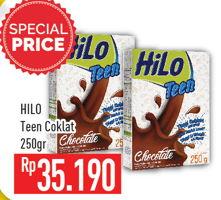 Promo Harga HILO Teen Chocolate 250 gr - Hypermart