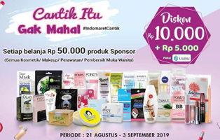 Promo Harga OLAY Kosmetik  - Indomaret