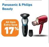 Promo Harga PANASONIC PANASONIC / PHILIPS Beauty  - Electronic City