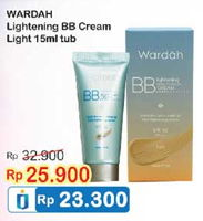 Promo Harga Lightening Bb Cream Terbaru Katalog Indomaret Hemat Id
