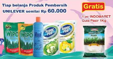 Promo Harga WIPOL Pembersih Lantai  - Indomaret