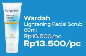 Promo Harga Lightening Facial Scrub Terbaru Katalog Alfamart Hari Hari Tip Top Hemat Id