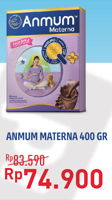 Promo Harga ANMUM Materna 400 gr - Hypermart