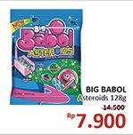 Promo Harga BIG BABOL Candy Gum Asteroids  - Alfamidi