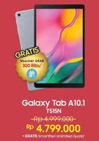 Promo Harga SAMSUNG Galaxy Tab A10 T515N  - Erafone