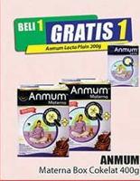 Promo Harga ANMUM Materna Chocolate 400 gr - Hari Hari
