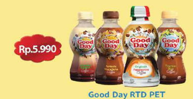 Promo Harga Good Day Minuman Ringan Terbaru Minggu Ini Hemat Id
