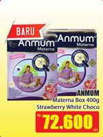 Promo Harga ANMUM Materna Strawberry, White Choco 400 gr - Hari Hari