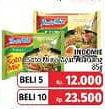 Promo Harga INDOMIE Indomie Soto / Ayam Bawang  - LotteMart