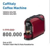 Promo Harga CAFFITALY Venice S24  - Electronic City