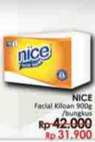 Promo Harga NICE Facial Tissue 900 gr - LotteMart