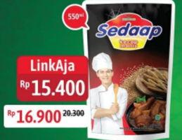 Promo Harga SEDAAP Kecap Manis 550 ml - Alfamidi