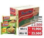 Promo Harga INDOMIE Indomie Soto Mie / Ayam Bawang  - LotteMart