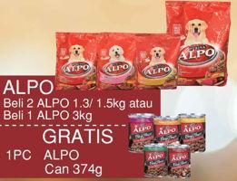 Promo Harga ALPO Makanan Anjing  - Yogya