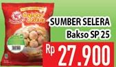 Promo Harga SUMBER PRIMA Bakso SP 25 pcs - Hypermart