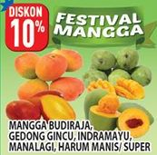 Promo Harga Festival Mangga  - Hypermart