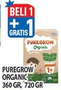 Promo Harga ARLA Puregrow Organic 1+  - Hypermart