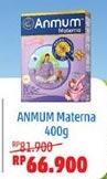 Promo Harga ANMUM Materna 400 gr - Indomaret