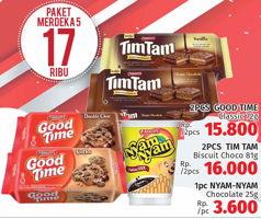 Promo Harga GOOD TIME Paket Merdeka 5  - LotteMart