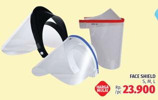Promo Harga Face Shield  - LotteMart