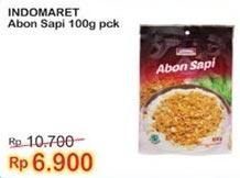 Promo Harga INDOMARET Abon Sapi 100 gr - Indomaret
