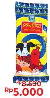 Promo Harga SO GOOD Sozzis Ayam, Sapi, Boboi Boy 75 gr - Alfamart