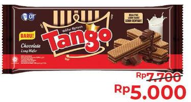 Promo Harga TANGO Wafer All Variants 130 gr - Alfamart