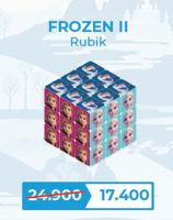 Promo Harga FROZEN Rubik  - Alfamart