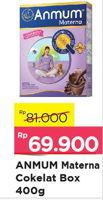 Promo Harga ANMUM Materna Cokelat 400 gr - Alfamart