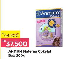 Promo Harga ANMUM Materna Cokelat 200 gr - Alfamart
