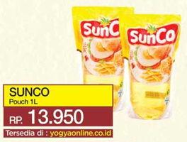Promo Harga SUNCO Minyak Goreng 1 ltr - Yogya
