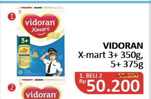 Promo Harga VIDORAN VIDORAN Xmart 3+/5+  - Alfamidi