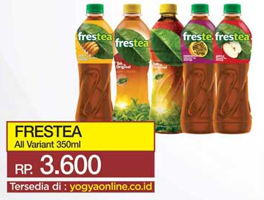 Promo Harga FRESTEA Minuman Teh All Variants 350 ml - Yogya