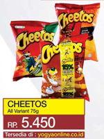 Promo Harga CHEETOS Snack All Variants 75 gr - Yogya