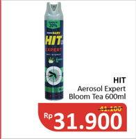 Promo Harga HIT Aerosol Expert Blooming Tea 600 ml - Alfamidi