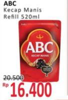 Promo Harga ABC Kecap Manis 520 ml - Alfamidi